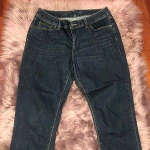 The limited 312 crop jeans